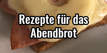 DDR-Abendbrot