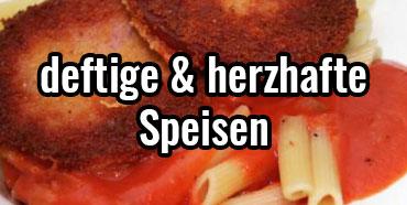 deftige DDR-Mahlzeiten