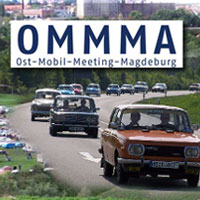 22. OMMMA - Ost-Mobil-Meeting-Magdeburg