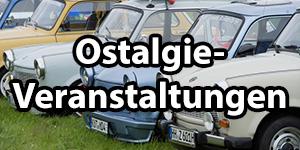 DDR und Ostalgie-Veranstaltungen