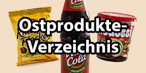 Ostprodukte-Verzeichnis